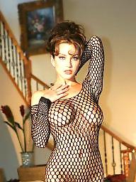 Brunette, Sexy lady