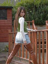 Boots, Femdom, Latex