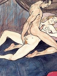 Art, Drawings, Erotic, Draw, Drawing, Erotic art