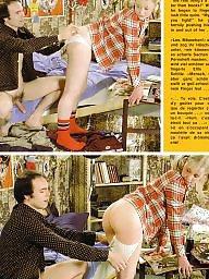 Magazine, Vintage magazine, Vintage hairy, Hairy vintage, Vintage sex, Fantasy