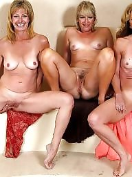 Hairy mature, Mature hairy, Hot mature, Trio