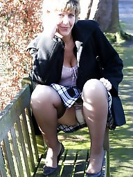 Stockings, Uk mature, Stocking mature, Mature stocking