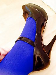 Stockings, Redhead