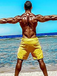 Muscle, Interracial