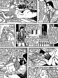 Cartoon, English, Bdsm cartoon, Cartoon bdsm, Bdsm cartoons, City