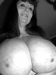 Vintage mature, Classic, Big boobs mature
