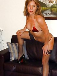 German, Candy, Blonde milf