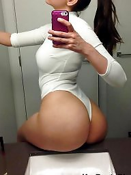 Sexy, Phone, Selfy, Amateur ass