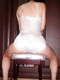 Girdle, Asian milf