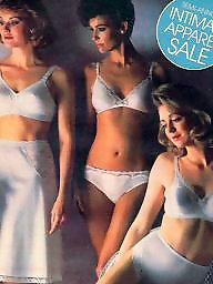 Lingerie, Vintage lingerie