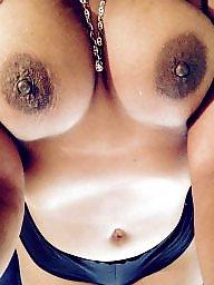 Titties, Ebony tits, Blacked