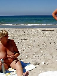 Nudist, Chubby, Bbw beach, Nudists