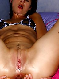 French, Slutty, Wife anal, Anal french, Sexy wife, French amateur