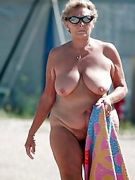 Grandma, Grandmas, Mature big boobs