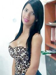 Latin teen