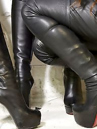 Bondage, Leather, Catsuit