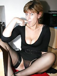 Uk mature, Mature stockings, Mature uk, Halloween