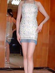 Milf, Clothed, Asian milf, Clothes, Asian photos
