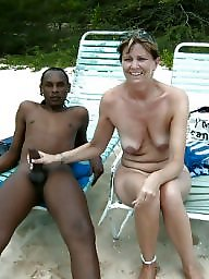 Vacation, Black wife, Wife interracial, Man, First