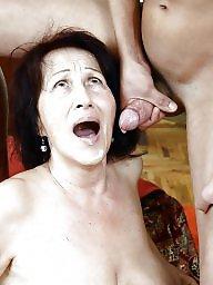 Granny, Granny tits, Mature granny, Granny mature