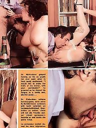Group, Magazine, Vintage hairy, Vintage sex