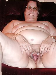 Grandma, Fat, Fat mature, Mature fat, Grandmas, Hairy amateur mature
