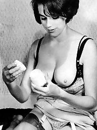 Satin, Magazine, Magazines, Vintage tits