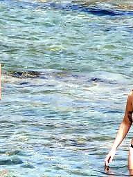 Topless, Beach topless