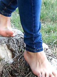 Feet, Mature feet, Teen feet, Mature women