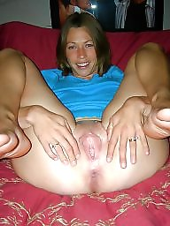 Bottomless, Swingers, Swinger, Wedding, Mature amateur, Wedding rings