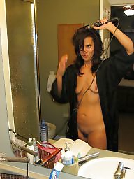 Public nudity, Milf amateur