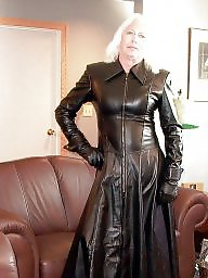 Pvc, Leather, Mature leather, Mature pvc, Mature mix, Milf mature