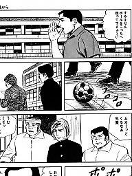 Comics, Comic, Cartoons, Japanese, Boys, Asian cartoon