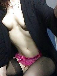 Posing, Milfs tits