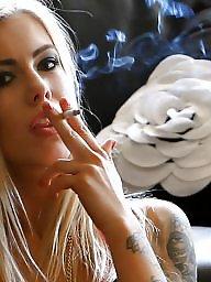 Smoking, Smoke, Stroking