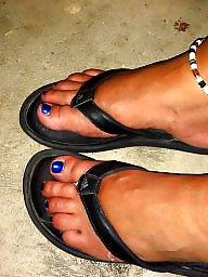 Feet, Mature feet, Bbw wife, Amateur feet