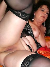 Nylon, Spreading, Spread, Bbw spreading, Bbw nylon, Nylons