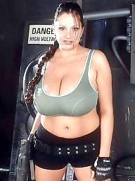 Amateur boobs, Bbw amateur