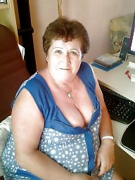Cleavage, Bbw granny, Granny boobs, Granny bbw, Bbw grannies, Big granny