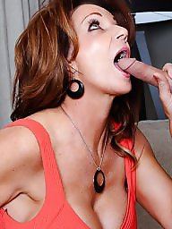Blowjob, Mature blowjob, Sucking, Suck, Mature mom, Sucking cock