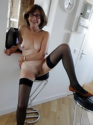 Hairy, Stocking, Mature stockings, French, Stocking hairy