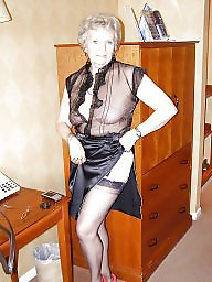Mature, Mature stockings, Milf stocking
