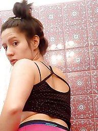 Candid ass, Tights, Brunette, Candid, Latin ass, Hot