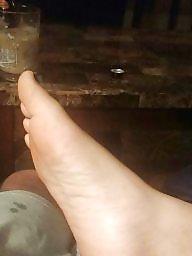 Bbw feet, Bbw milf, Amateur feet