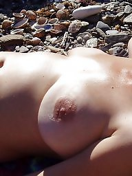Topless, Mature beach, Beach mature, Mature topless
