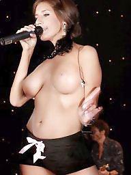 Tits, Big boobs, Public, Big tits, Boobs, Big amateur tits