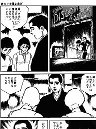 Comics, Comic, Japanese, Boys, Boy cartoon, Asian cartoon
