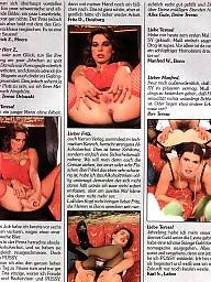 Retro, Hairy pussy, Vintage, Vintage pussy, Vintage hairy, Magazine