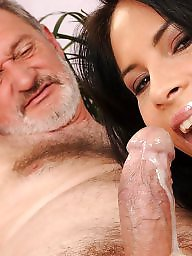 Young, Blowjob, Old, Teen blowjobs, Young blowjob, Facial