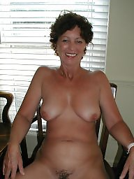 Mature hairy, Natural mature, Natural